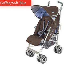 Maclaren Techno XLR Coffee Soft Blue