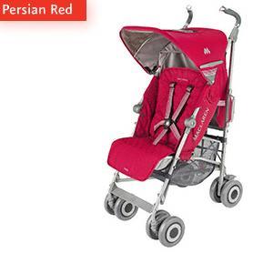 Maclaren Techno XLR Persian Red